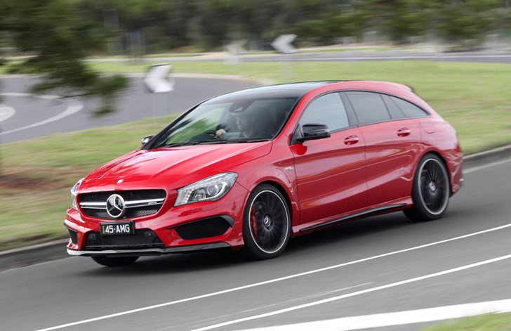 Cla Shooting Brake Review >> Review - Mercedes Benz CLA Shooting Brake Review and First ...