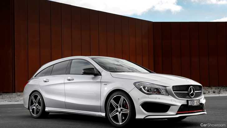 Review mercedes benz cla shooting brake review and first for Mercedes benz sport wagon