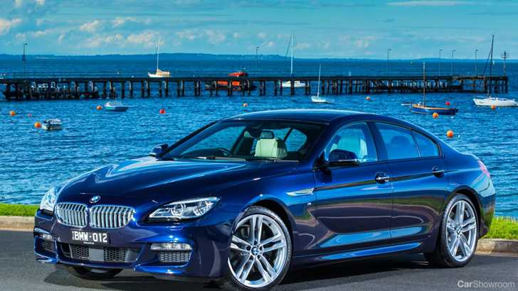 Review  2015 BMW 6 Series Review and First Drive