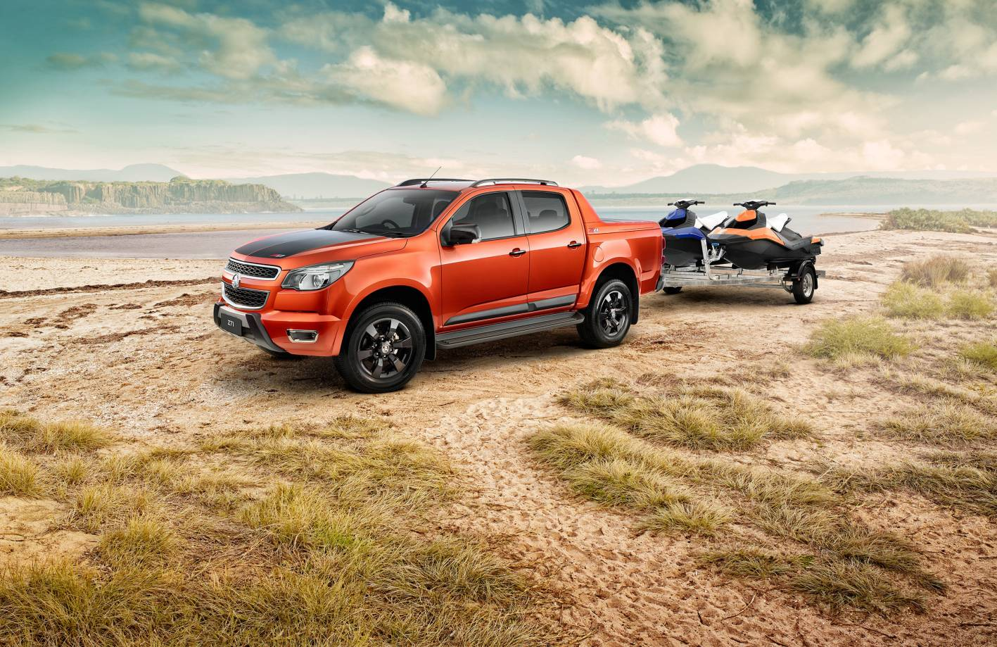News Holden Colorado Z71 Pricing And Specifications