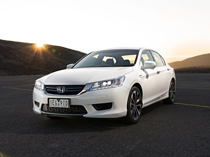 2015 HONDA ACCORD 4D SEDAN