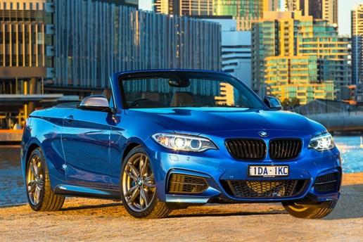 2015 BMW 2 2D CONVERTIBLE M235i
