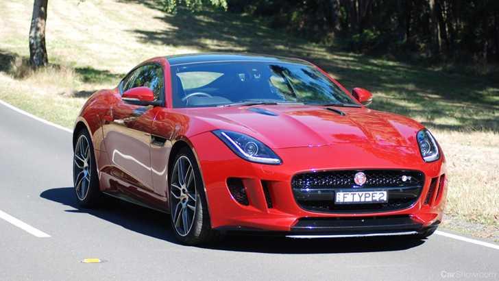 Review Jaguar FTYPE Coupé R Review And Road Test - 2015 jaguar f type