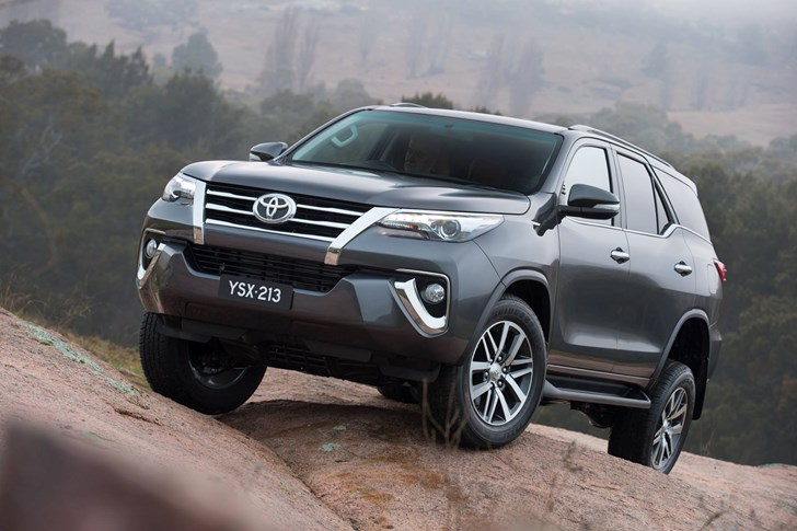 2015 Suv For Sale >> News 2015 Toyota Fortuner Suv On Sale From October