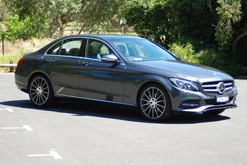 2015 MERCEDES-BENZ C300 4D SEDAN BLUETEC HYBRID