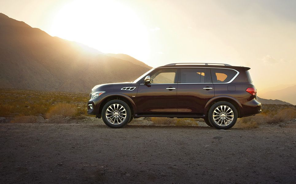 Review Infiniti Qx80 Review And First Drive