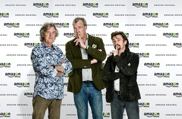 Clarkson, Hammond And May Set For Return On Amazon