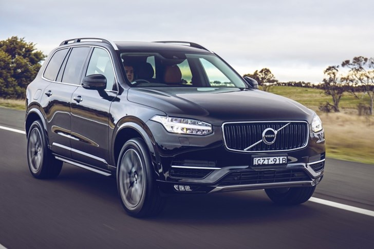 Volvo Xc90 T8 Hybrid >> News - All-New 2015 Volvo XC90 Price and Specifications | CarShowroom.com.au