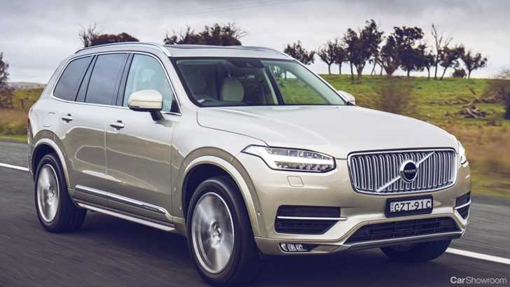 News All New 2015 Volvo Xc90 Price And Specifications