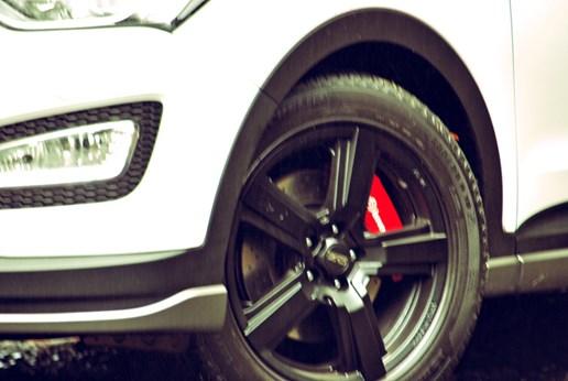 2015 HYUNDAI SANTA FE 4D WAGON SR CRDi (4x4)
