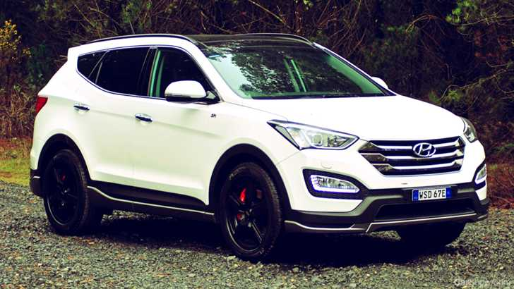 Hyundai Santa Fe Used Car Reviews