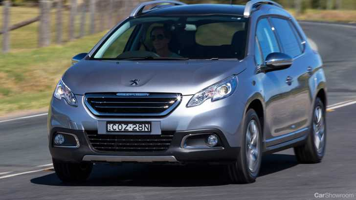 review - 2015 peugeot 2008 review & road test