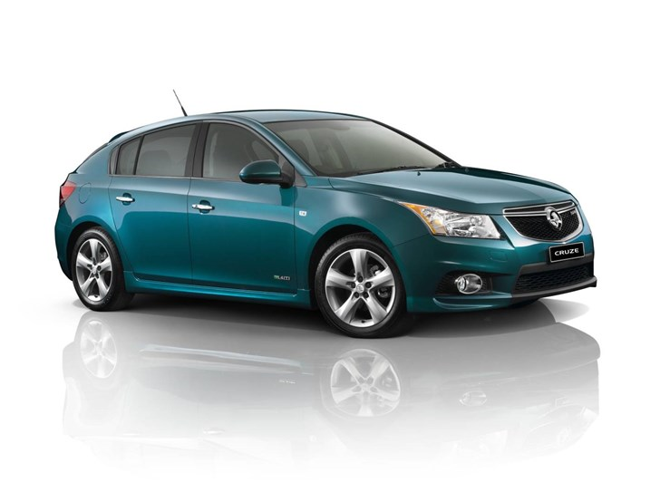 News Holden Cruze Update And Hatchback Prices