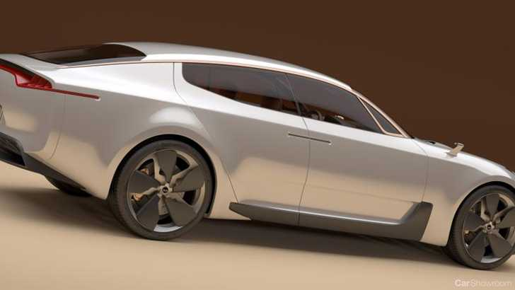 news kia gt a rear drive sports car. Black Bedroom Furniture Sets. Home Design Ideas