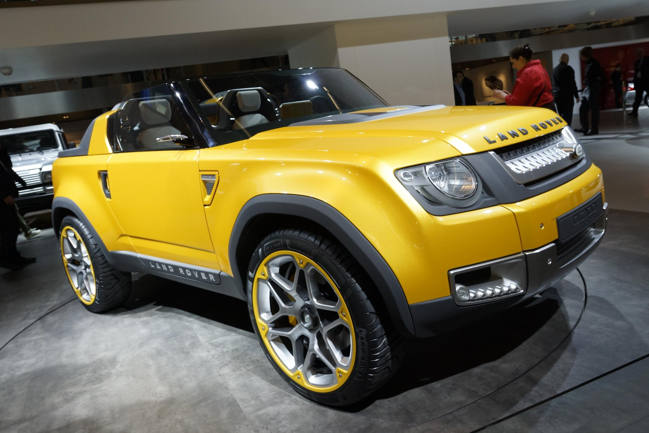 Land Rover Dc100 Sport Price ✓ Land Rover Car