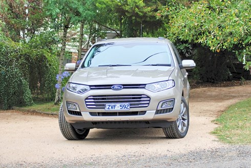 2015 FORD TERRITORY