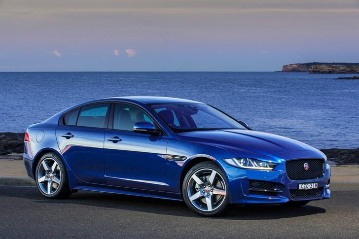 Review - 2015 Jaguar XE Review & First Drive