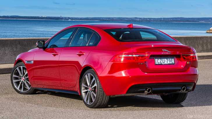Review  2015 Jaguar XE Review  First Drive