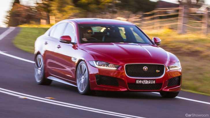 Review Jaguar XE Review First Drive - 2015 jaguar xe