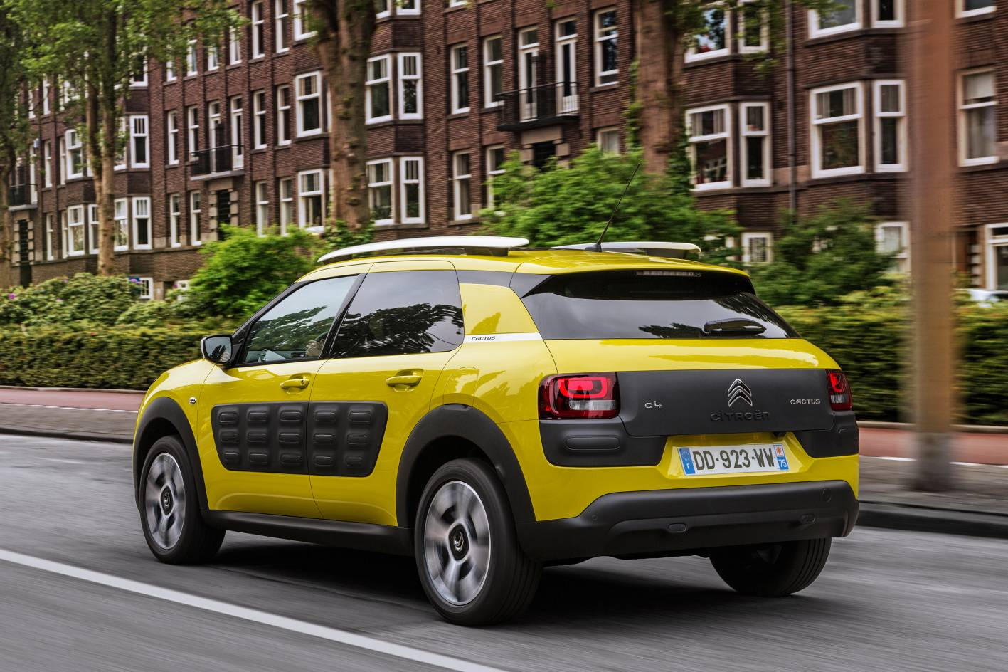 News - Citroen Cactus SUV Price Announced