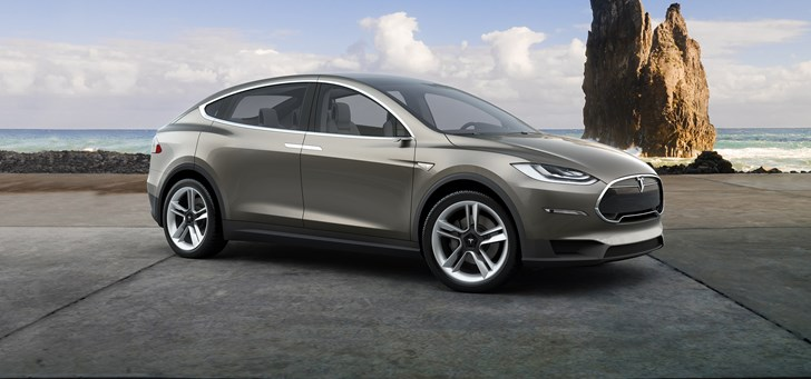 News Tesla Model X Price Annoucned