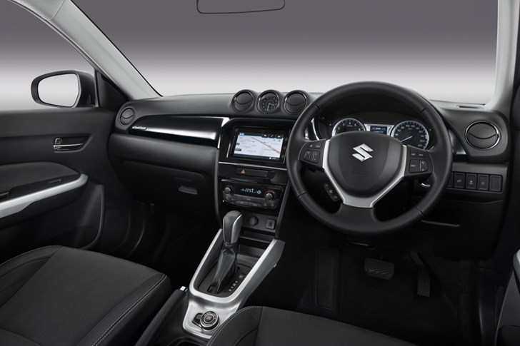 Review - 2015 Suzuki Vitara Review and First Drive