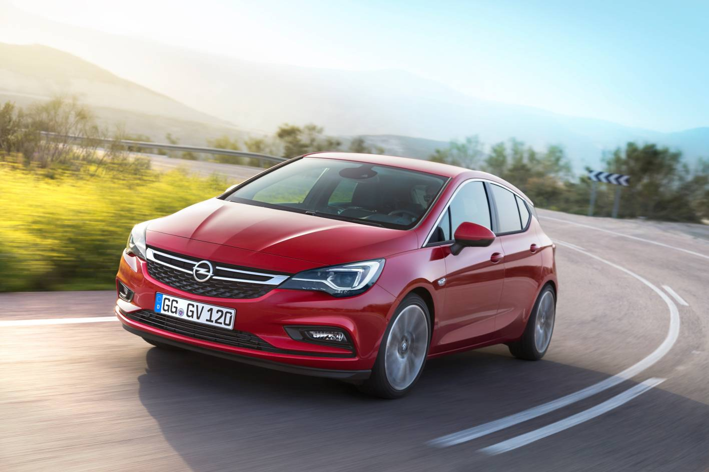 News All New 2016 Holden Astra