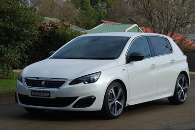 review - 2015 peugeot 308 gt review and road test