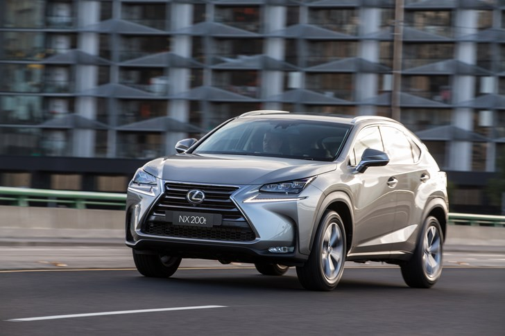 2015 LEXUS NX200T 4D WAGON SPORTS LUXURY (AWD)