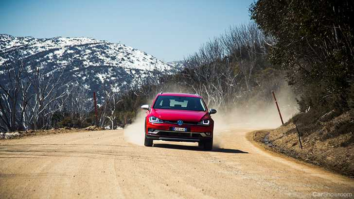 Review 2015 Volkswagen Golf Alltrack Review First Drive