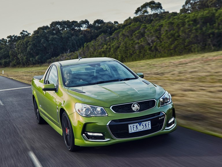 Holden Ute Latest Prices Best Deals Specifications News And Reviews