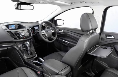 Review 2015 Ford Kuga Review Road Test