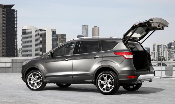 Review 2015 Ford Kuga Review Amp Road Test