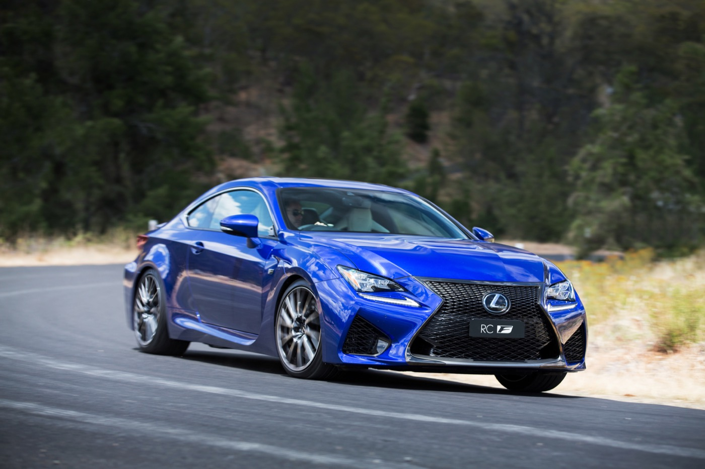 review 2015 lexus rc f review road test. Black Bedroom Furniture Sets. Home Design Ideas