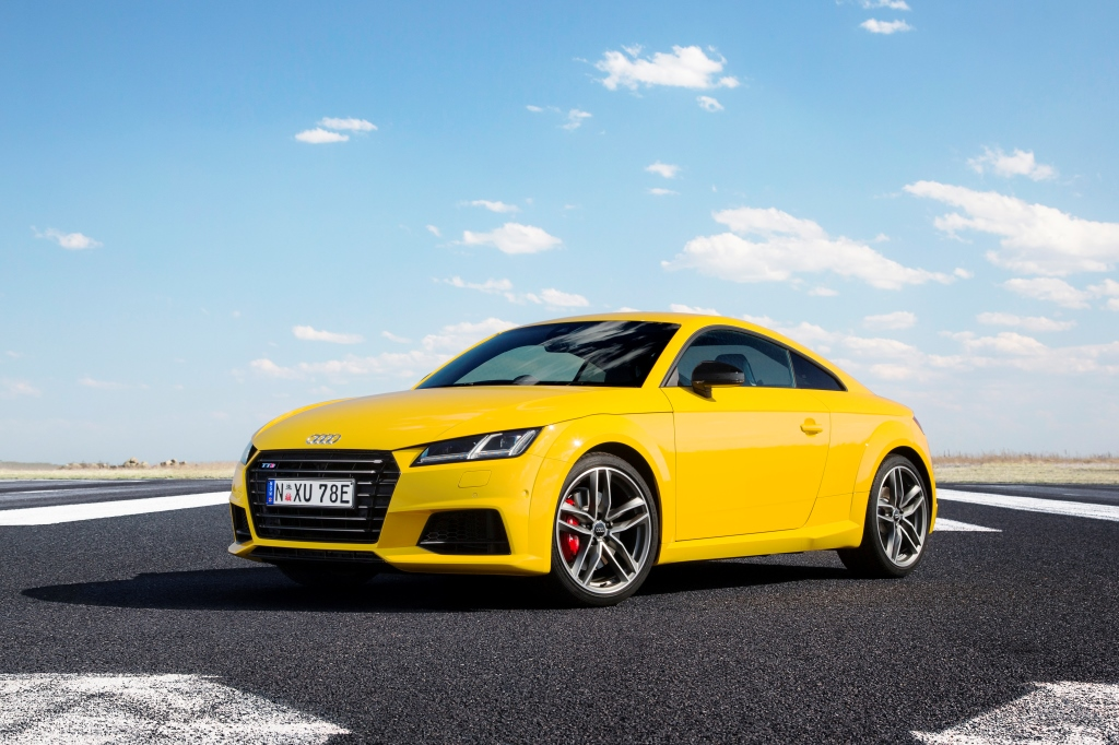 Review - 2015 Audi TTS Coupe Review & First Drive