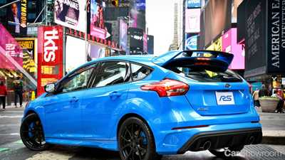 News 2016 Ford Focus Rs Price And Specs