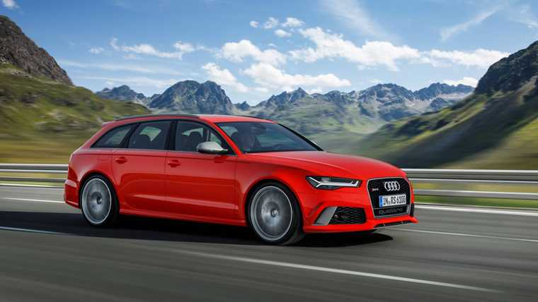Audi Rs6 - latest prices, best deals, specifications, news and reviews