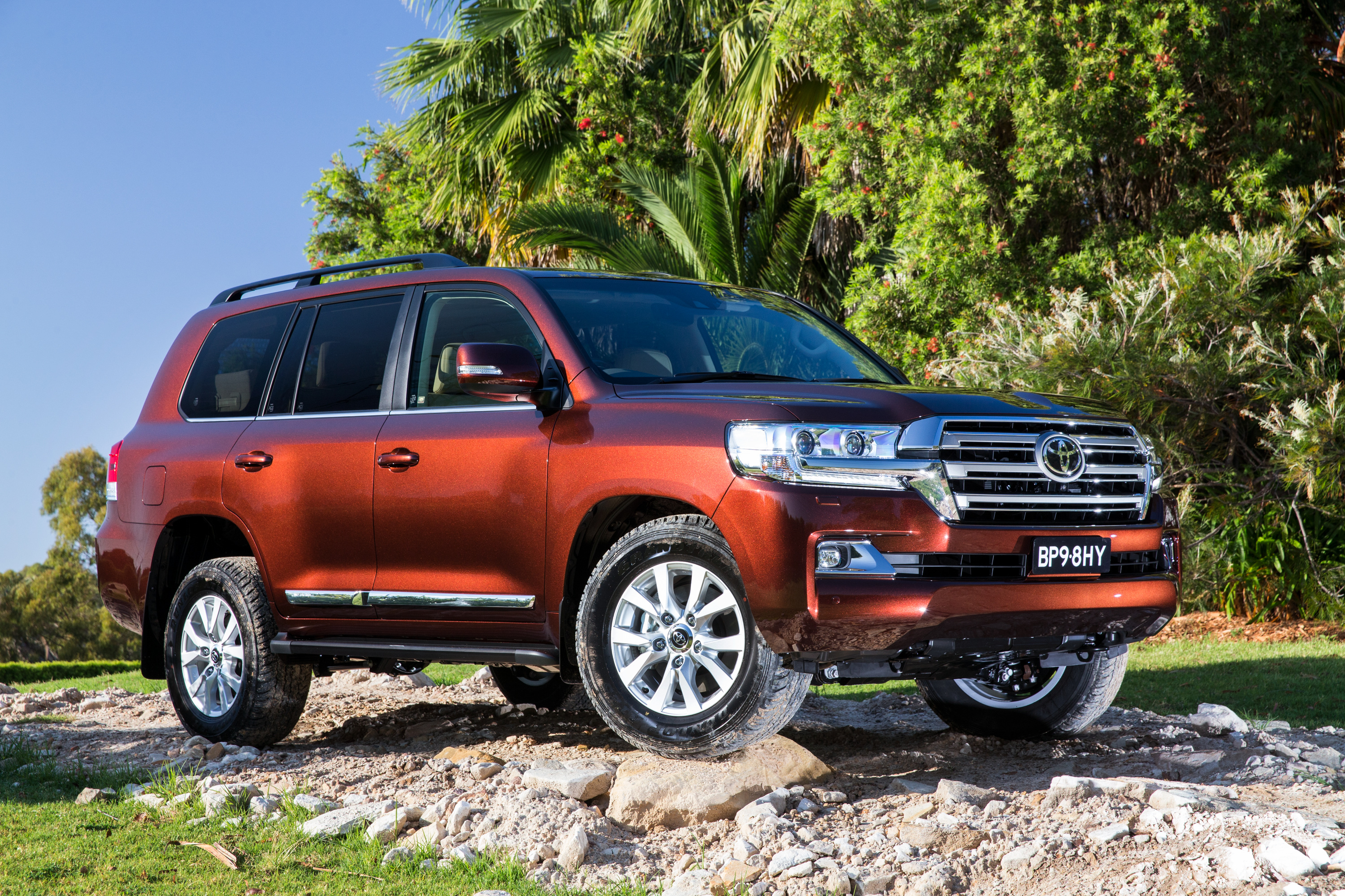 News 2015 Toyota Landcruiser Updates