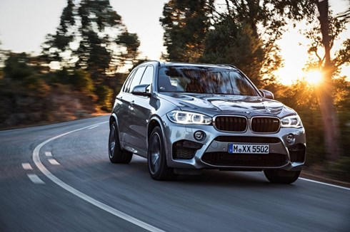 2015 BMW X5 4D WAGON M