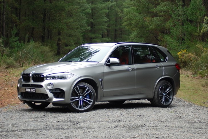 Review 2015 Bmw X5 M Review