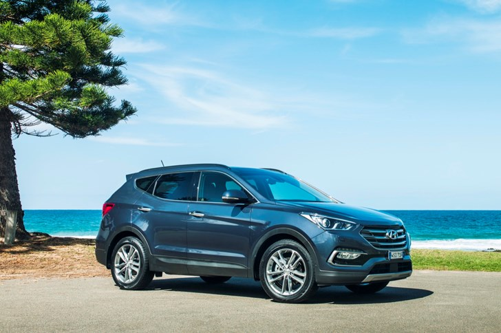 News - 2015 Hyundai Santa Fe Series II Price and ...