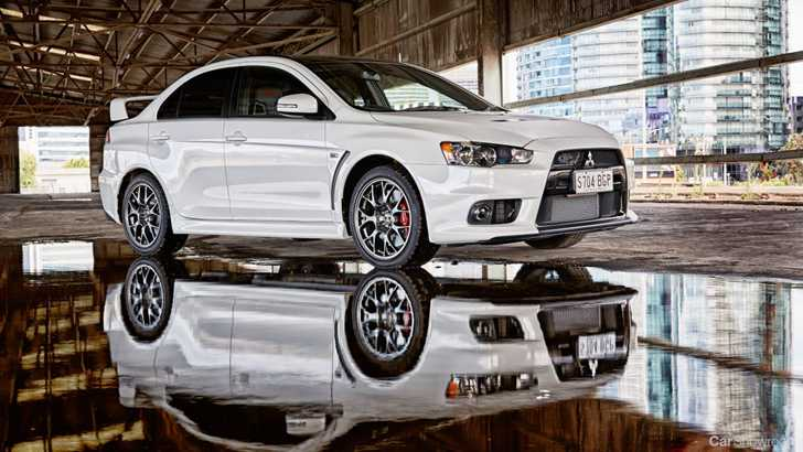 news - mitsubishi lancer evolution final editionfor australia