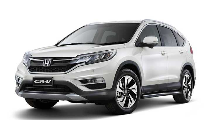 News  2015 Honda CRV Limited Edition Launched