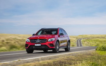 2015 MERCEDES-BENZ GLC