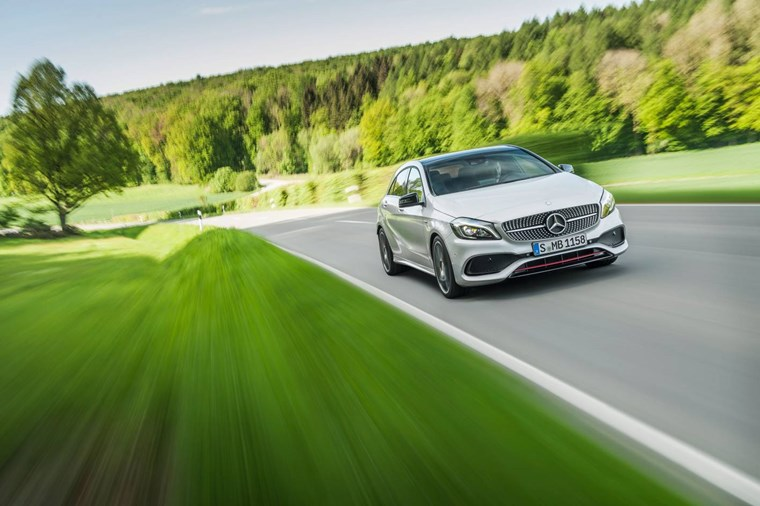 Mercedes Benz A Class Latest Prices Best Deals Specifications