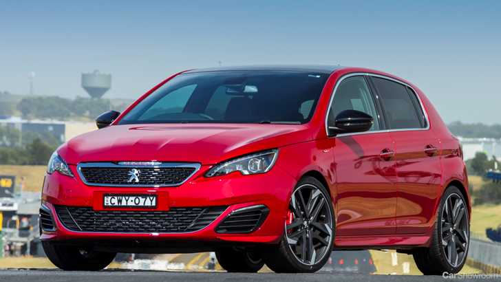 review 2016 peugeot 308 gti review track drive. Black Bedroom Furniture Sets. Home Design Ideas