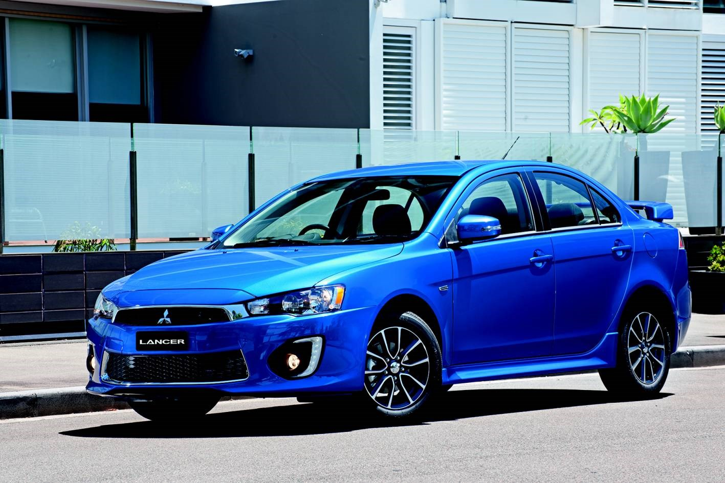news 2016 mitsubishi lancer launched