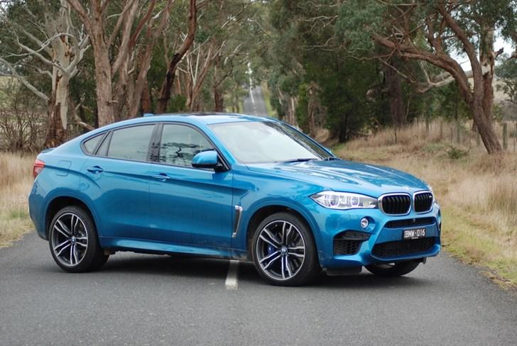 2015 BMW X6 4D COUPE M