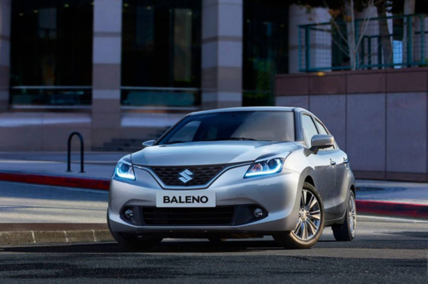 News - Suzuki Confirms All-New Baleno