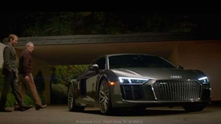 audi r8 super bowl commercial. Cars Review. Best American Auto & Cars Review